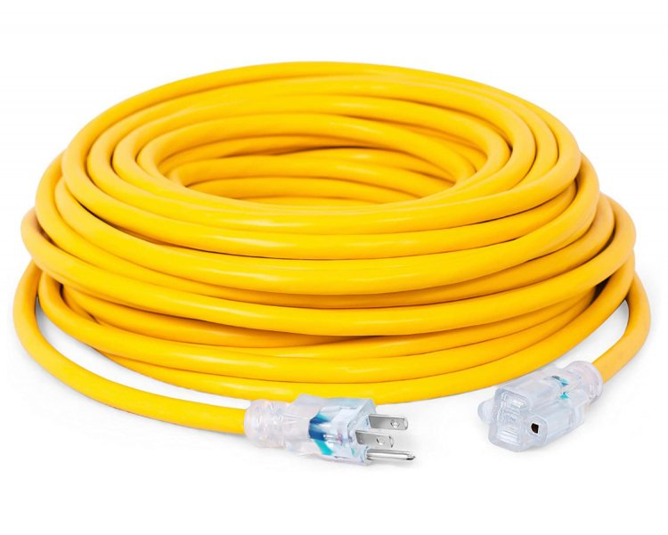 50' Extension Cord 12/3
