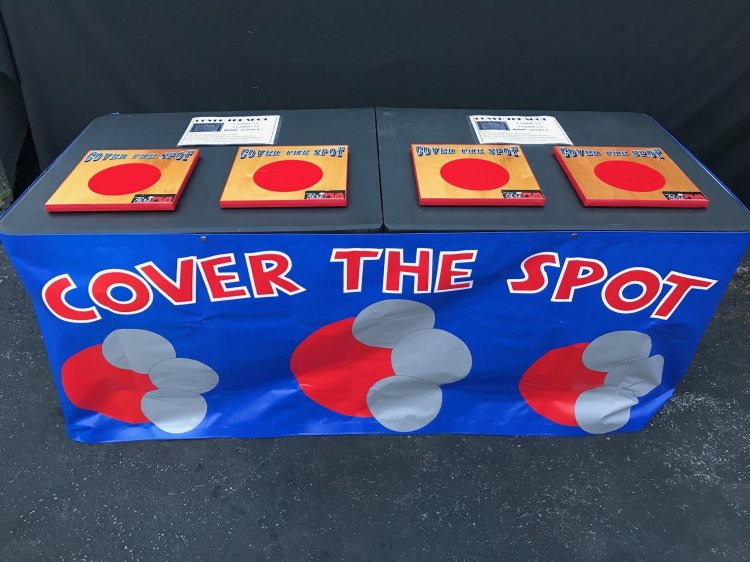 Cover the Spot (4 Player)