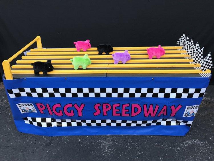 Piggy Speedway