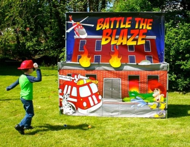 Battle The Blaze