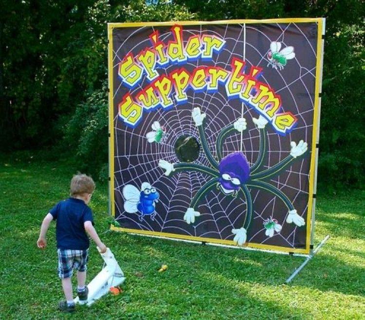 Spider Super Time