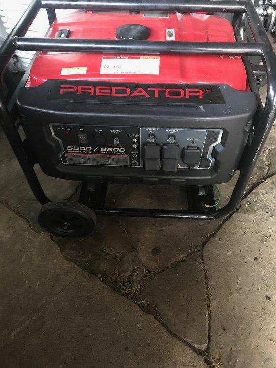 Generator 8750 Watts