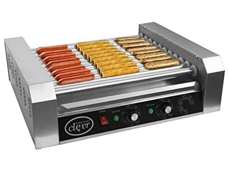 Hot Dog Roller Large