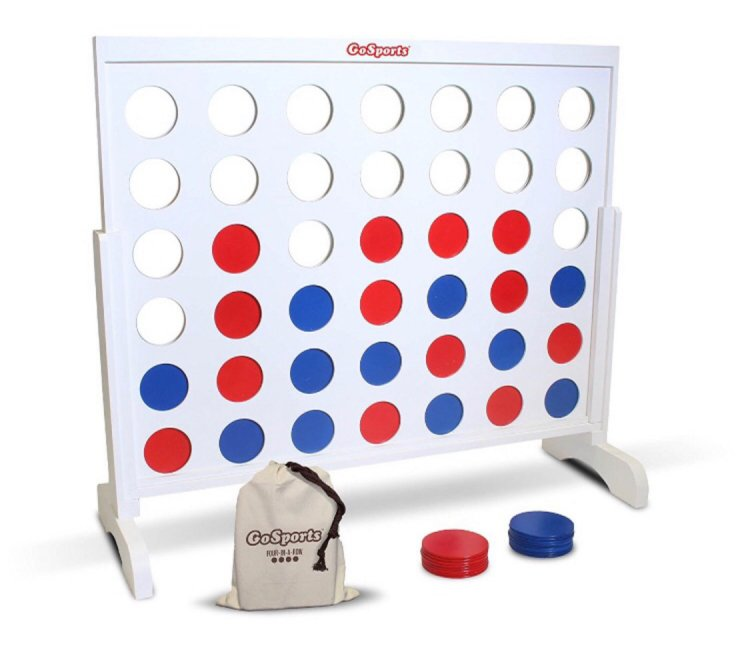 Giant Connect 4 Wooden