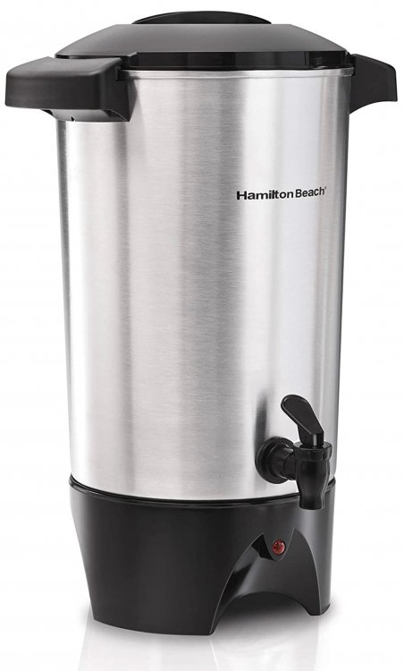 40 Cup Coffee Maker