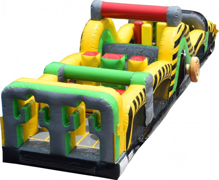 Slides & Obstacle Courses
