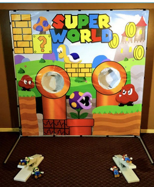 Super World Launch Game